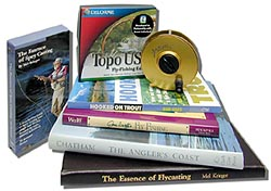 flyfishing book video software reviews